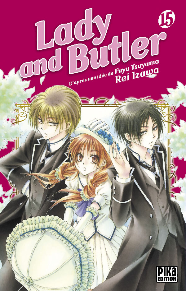 Lady and Butler 15