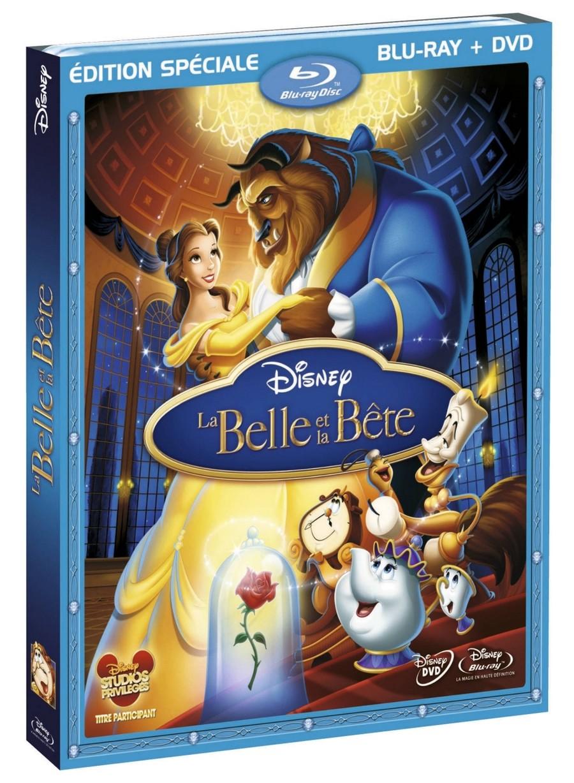 La Belle et la Bête (Disney) 1