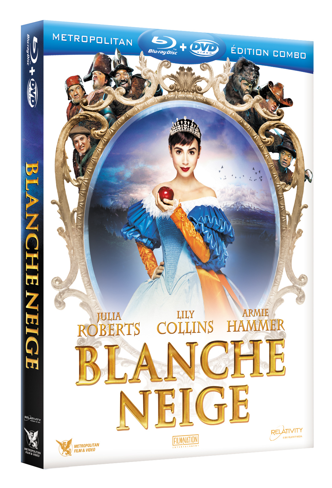 Blanche Neige 0
