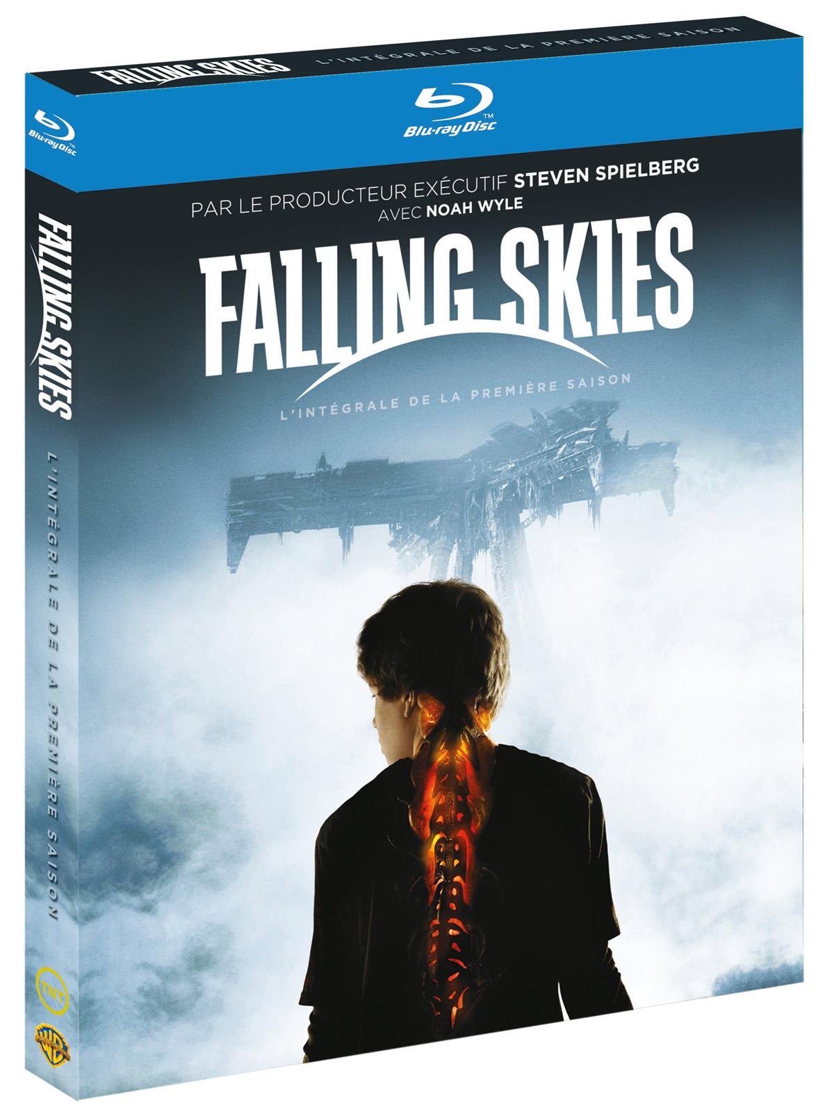Falling Skies 1 - Falling Skies - Saison 1