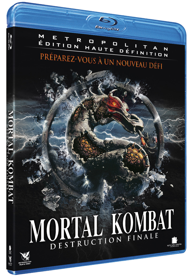 Mortal Kombat - Destruction finale 0