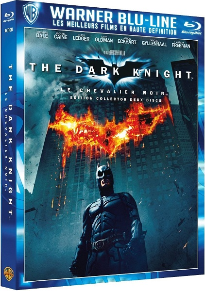 The Dark Knight, Le Chevalier Noir 0 - The Dark Knight