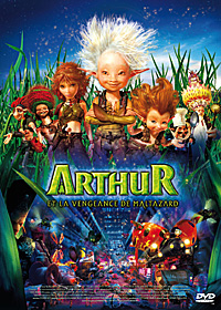 Arthur et la vengeance de Maltazard 0