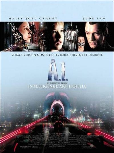 A.I. Intelligence artificielle 1 - A.I. Intelligence artificielle