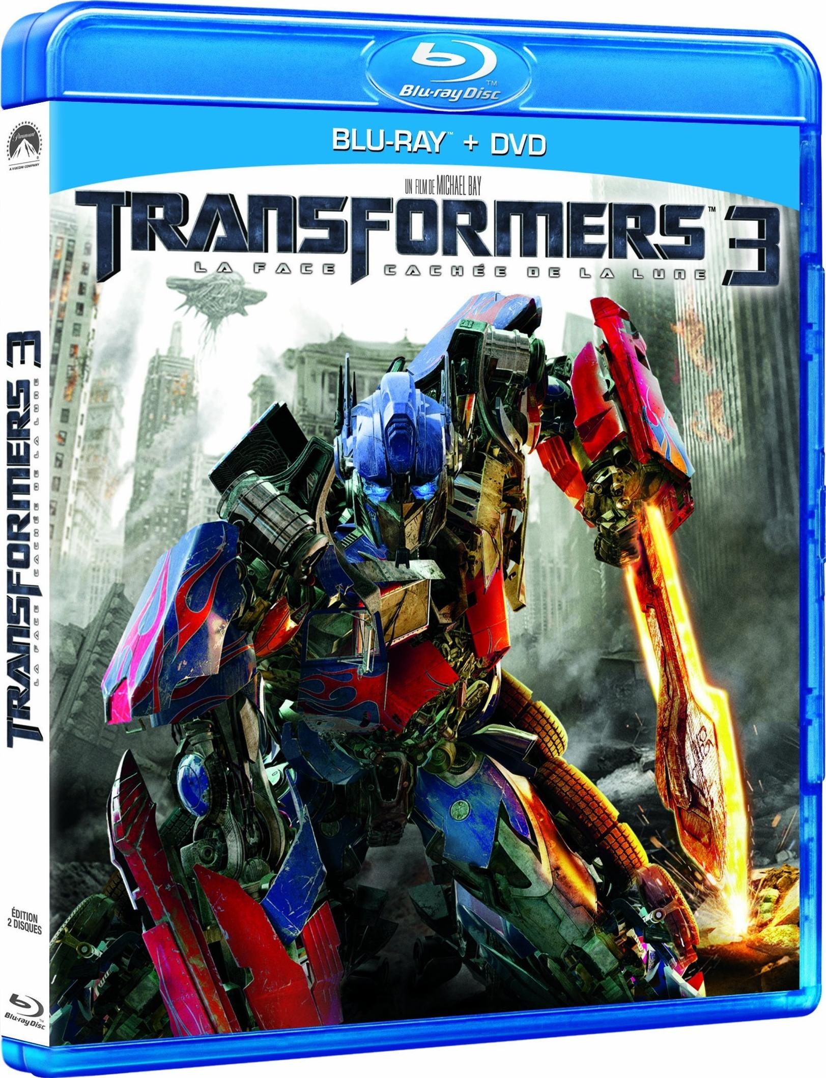 Transformers 3 - La Face cachée de la Lune 1 - Transformers 3 - La Face cachée de la Lune