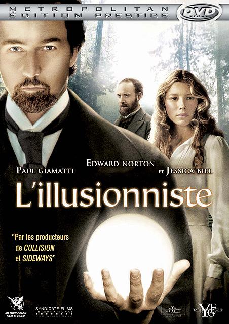 L'Illusionniste 1