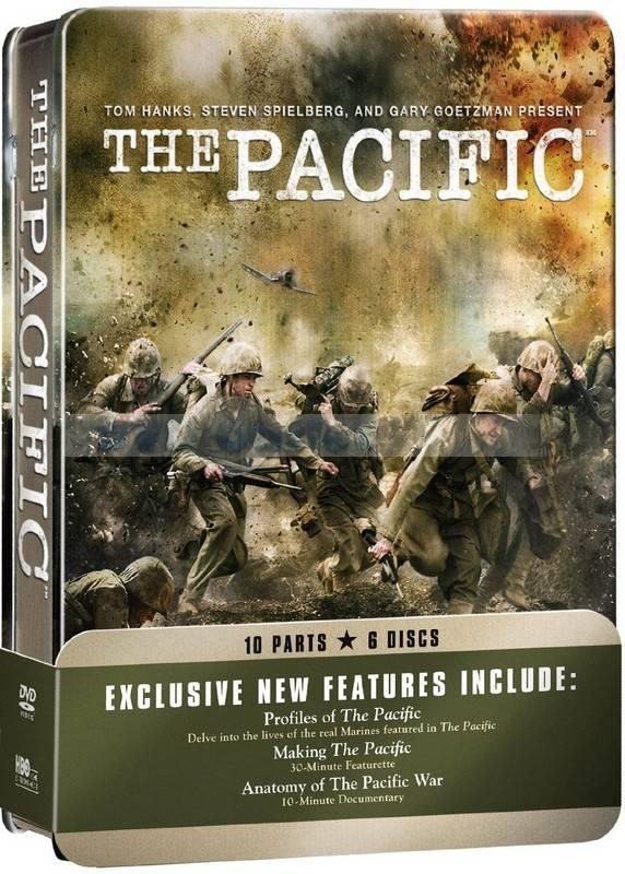 Band of Brothers : L'Enfer du Pacifique 0