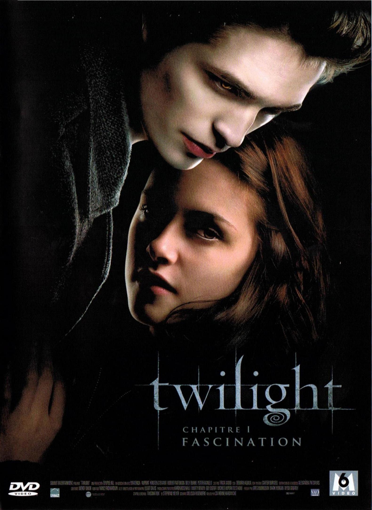 Twilight - Chapitre 1 : Fascination 1 - Twilight Chapitre 1 : Fascination