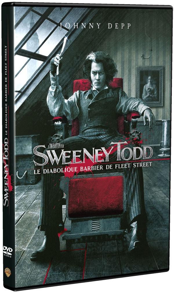 Sweeney Todd : Le Diabolique Barbier de Fleet Street 1