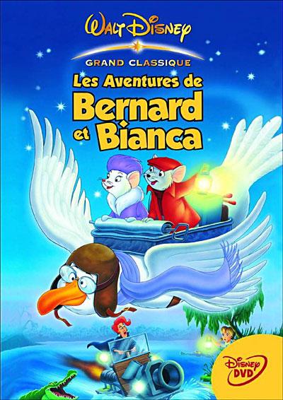 Les Aventures de Bernard et Bianca 1