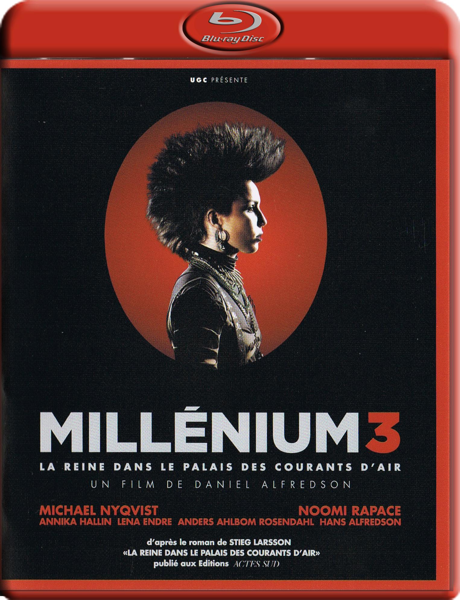 Millénium 3 - La Reine dans le palais des courants d'air 1