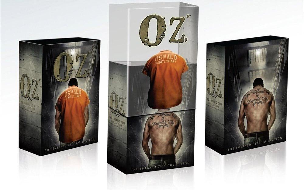 Oz 1 - Oz - L'Intégrale