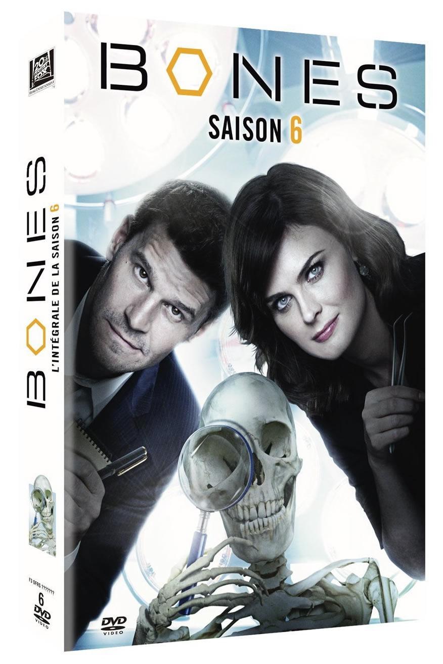 Bones 6 - Saison 6