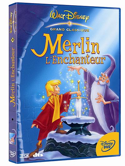 Merlin l'enchanteur 1