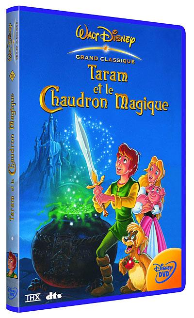 Taram et le chaudron magique 1