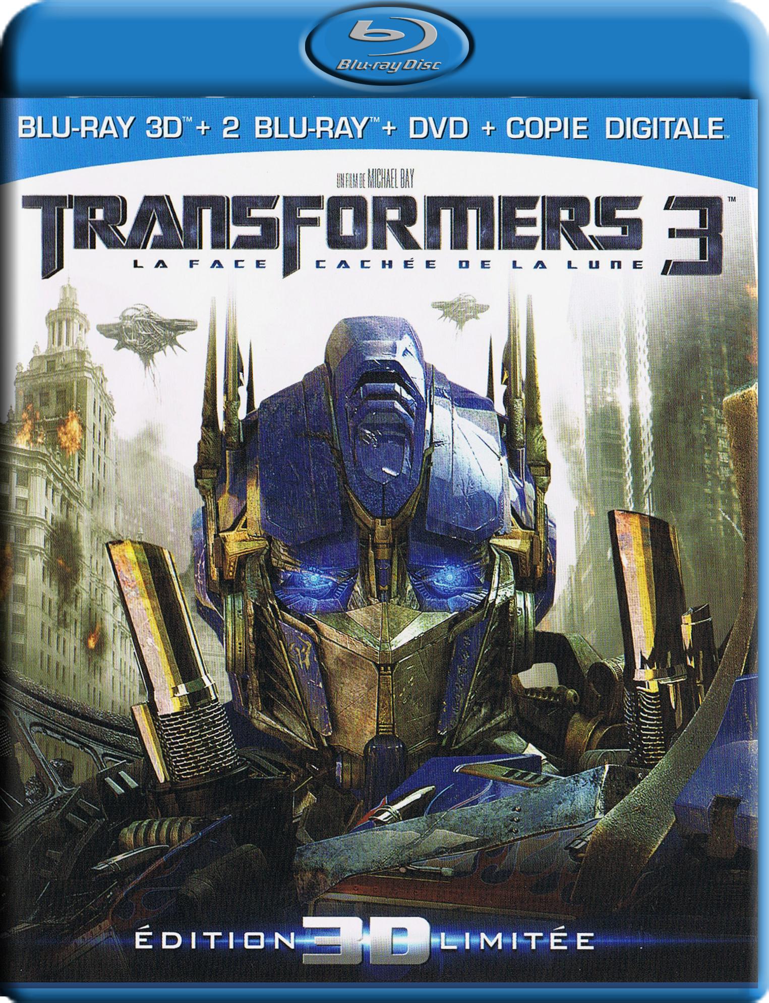 Transformers 3 - La Face cachée de la Lune 1
