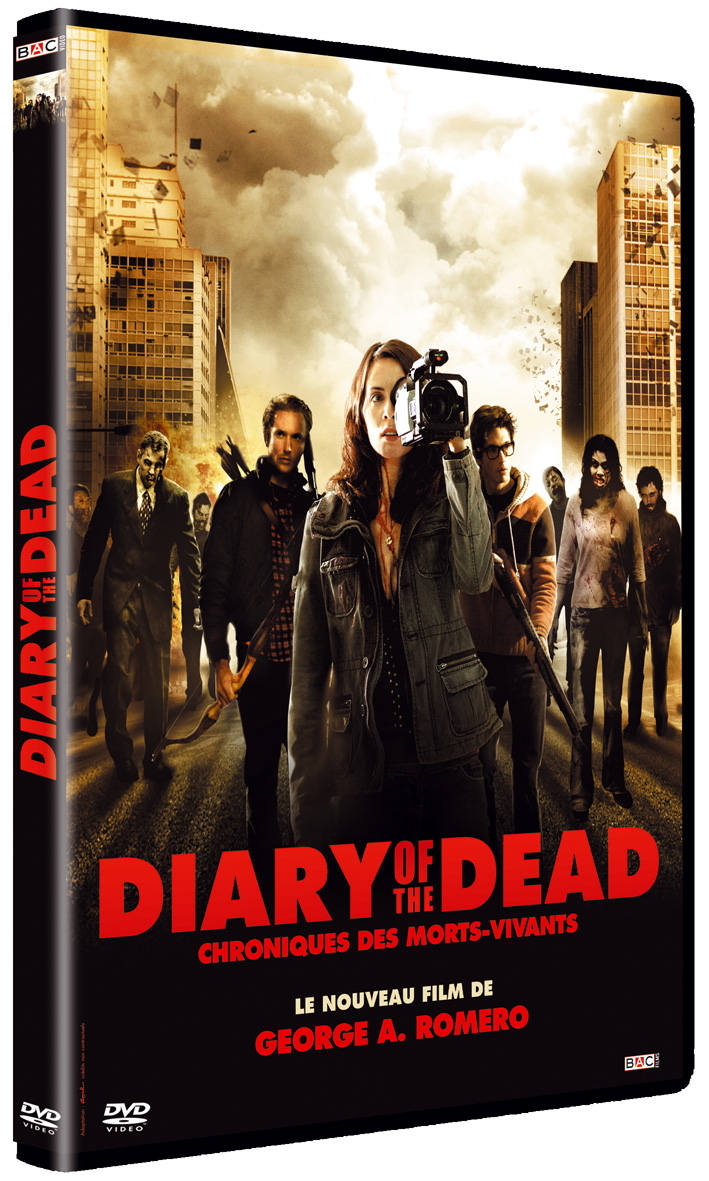 Diary of the Dead - Chronique des morts vivants 1
