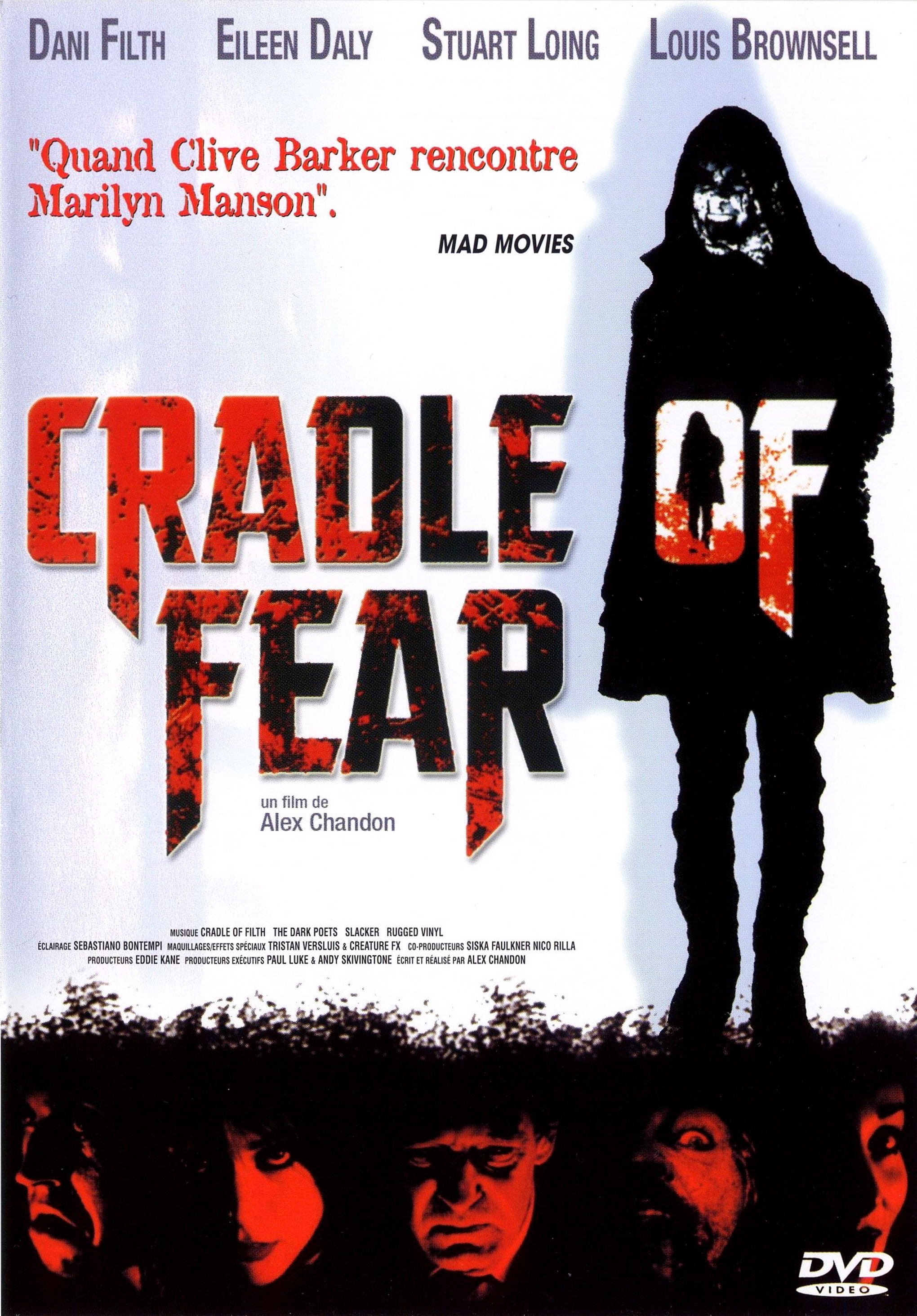 Cradle of fear 1