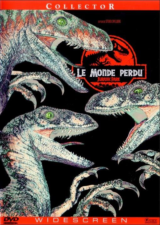 Le Monde Perdu : Jurassic Park 1