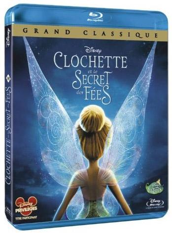 Clochette et le secret des fées 1