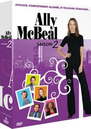 Ally McBeal 2 - Saison 2
