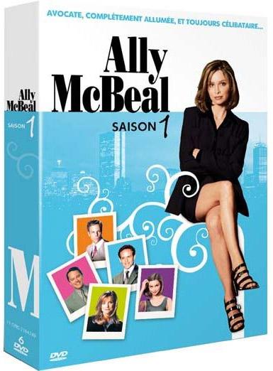 Ally McBeal 1 - Saison 1