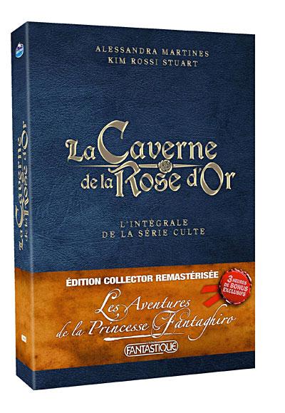 La Caverne de la rose d'or : La princesse rebelle 0 - Intégrale