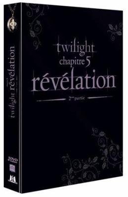 Twilight - Chapitre 5 : Révélation 2e partie 1