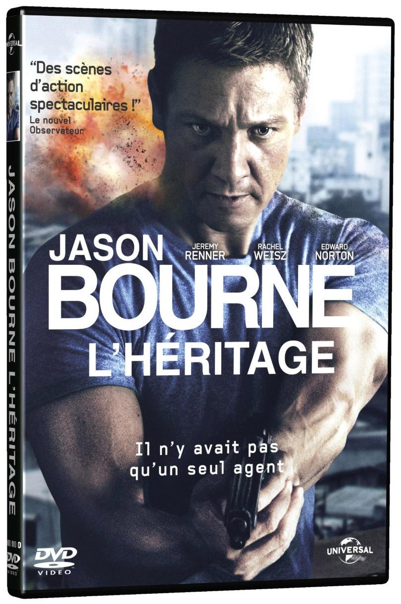 Jason Bourne : l'héritage 1