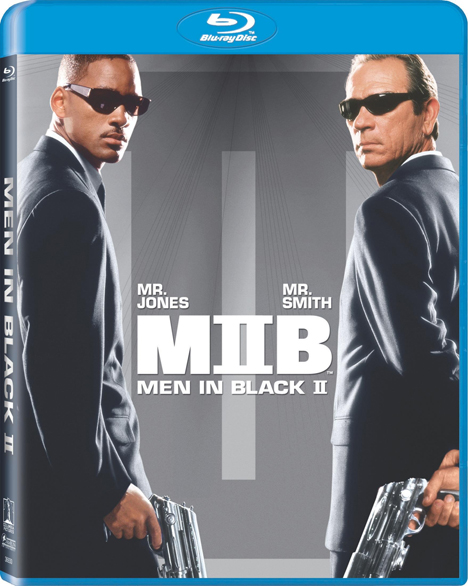 Men in Black II 1