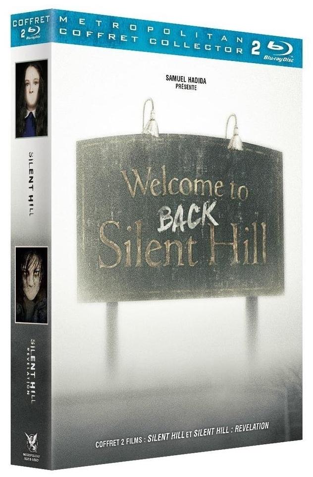 Silent Hill + Silent Hill : Révélation 0