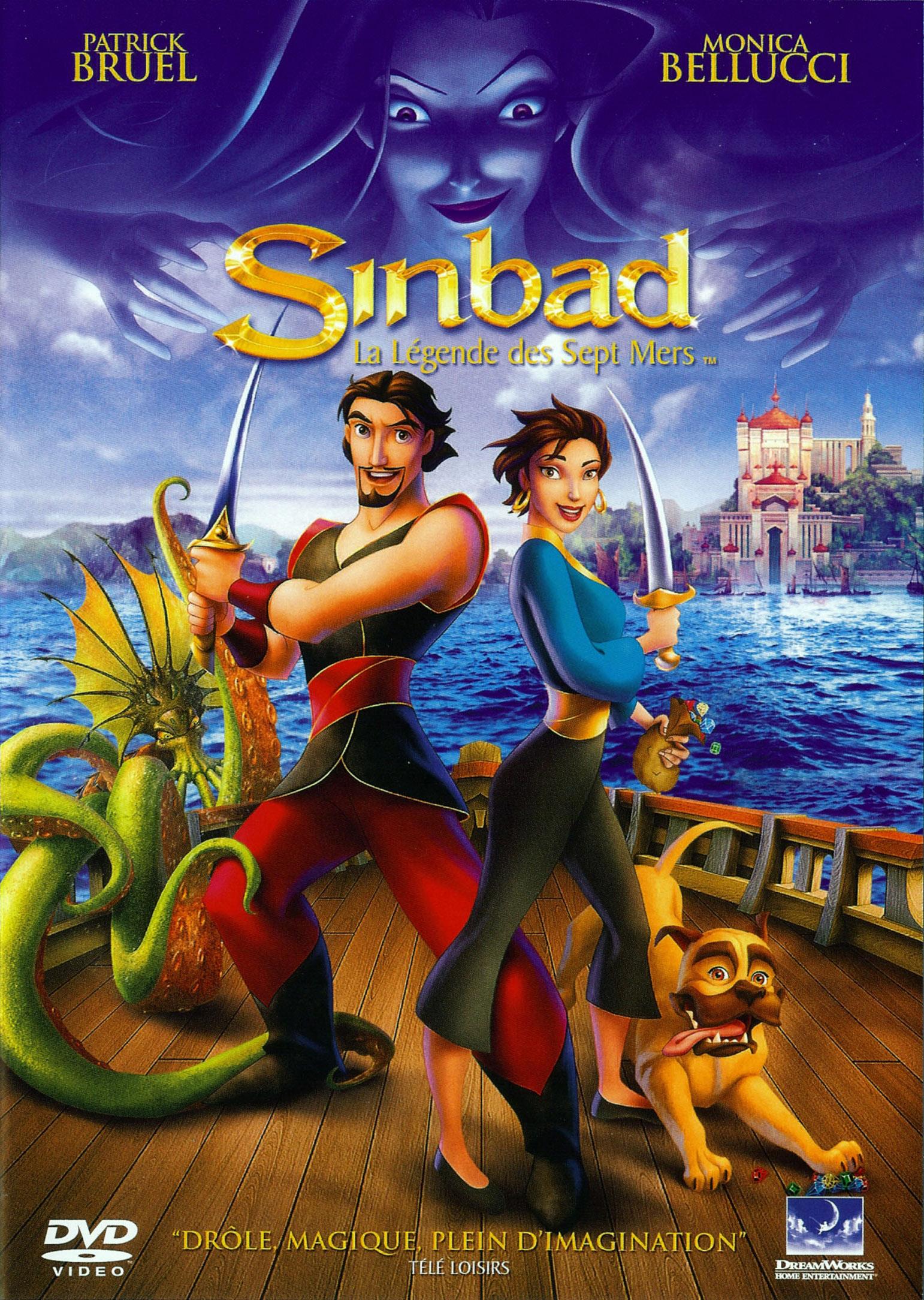 Sinbad - la légende des sept mers 1