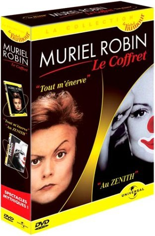 Muriel Robin - 2 spectacles 0