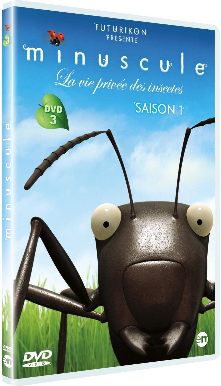 Minuscule, la vie privée des insectes 1 - Minuscule, la série qui fourmille d'idées !