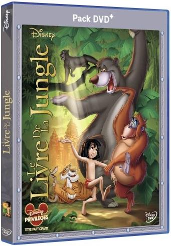 Le Livre de la jungle 1