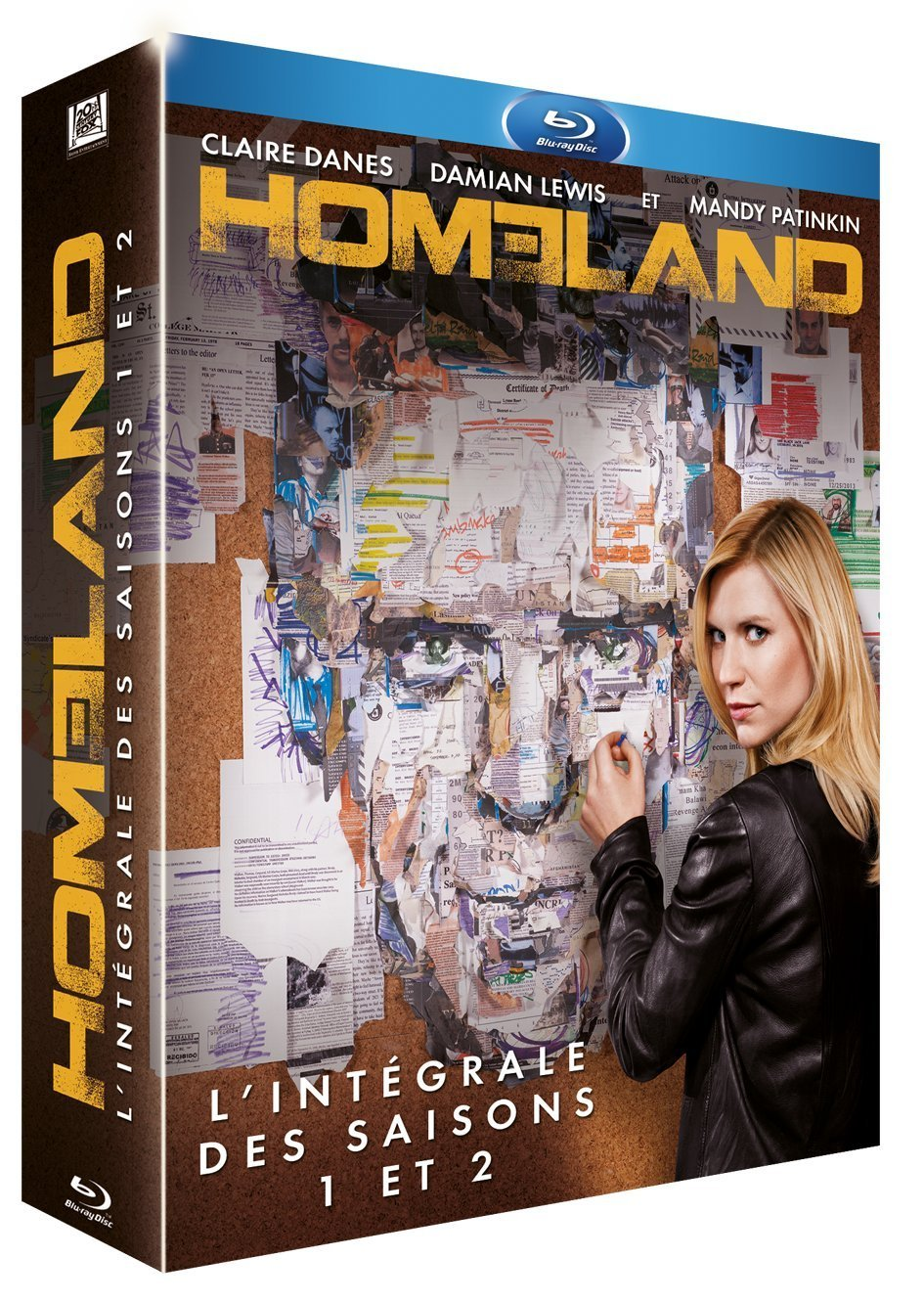 Homeland  - Saisons 1 et 2