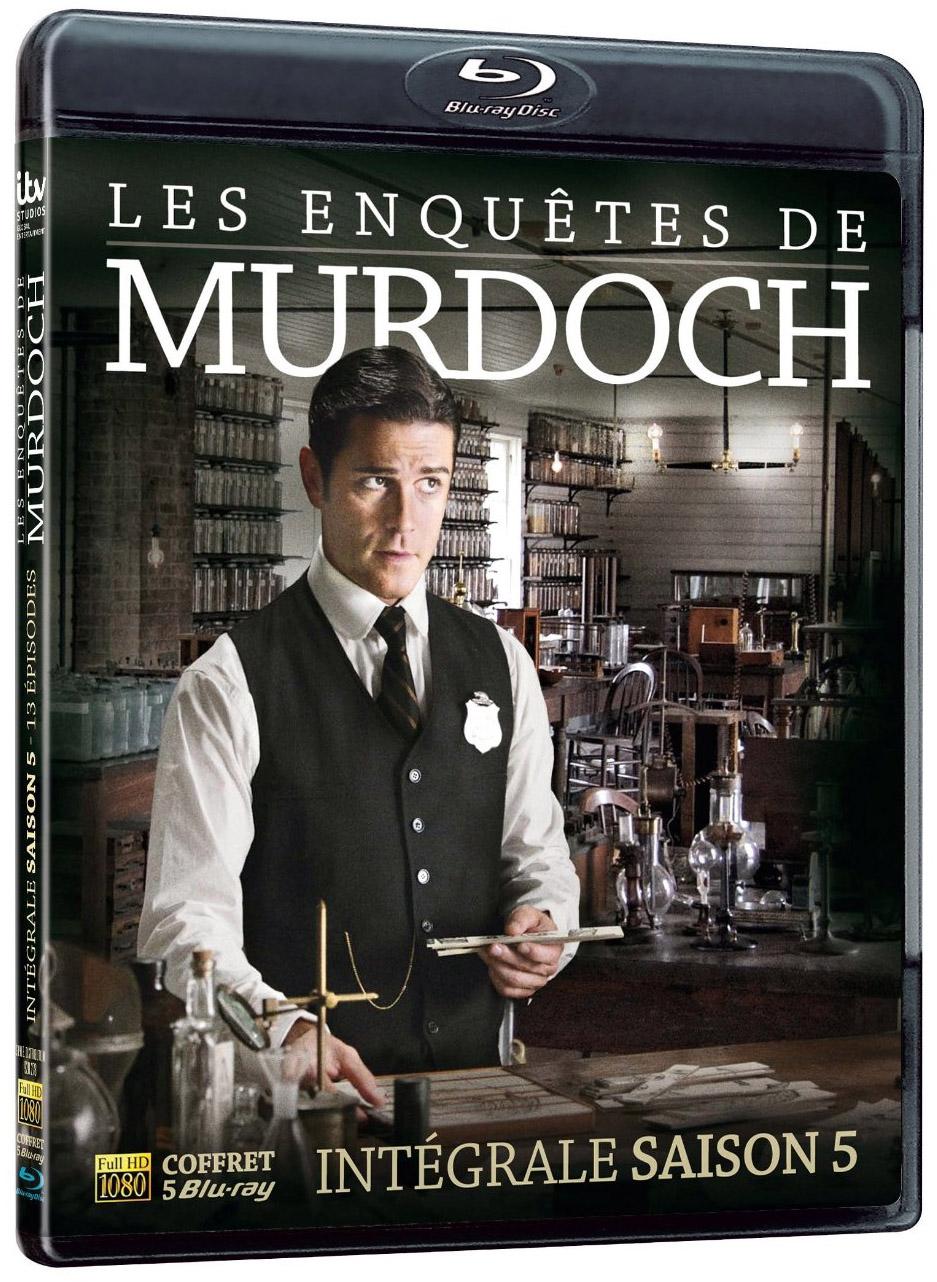 Les Enquêtes de Murdoch 1 - Intégrale Saison 5