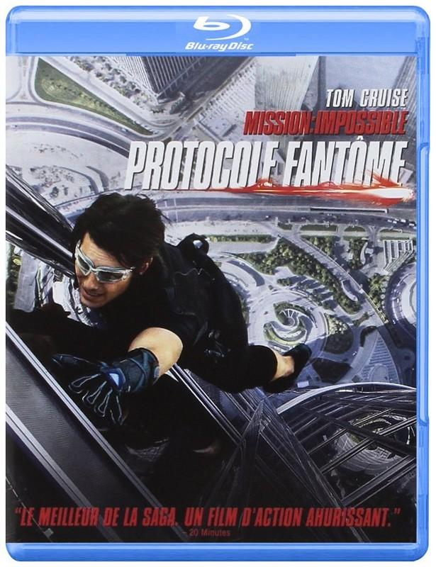 Mission : Impossible - Protocole fantôme 1 - Mission : Impossible - Protocole fantôme