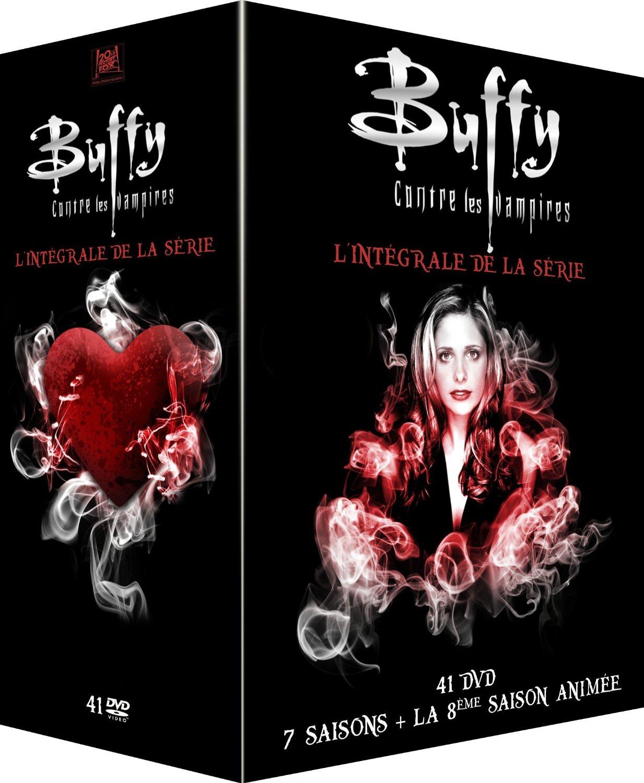Buffy contre les vampires 0 - Buffy contre les vampires - L'intégrale de la série : 7 saisons + la 8ème saison animée