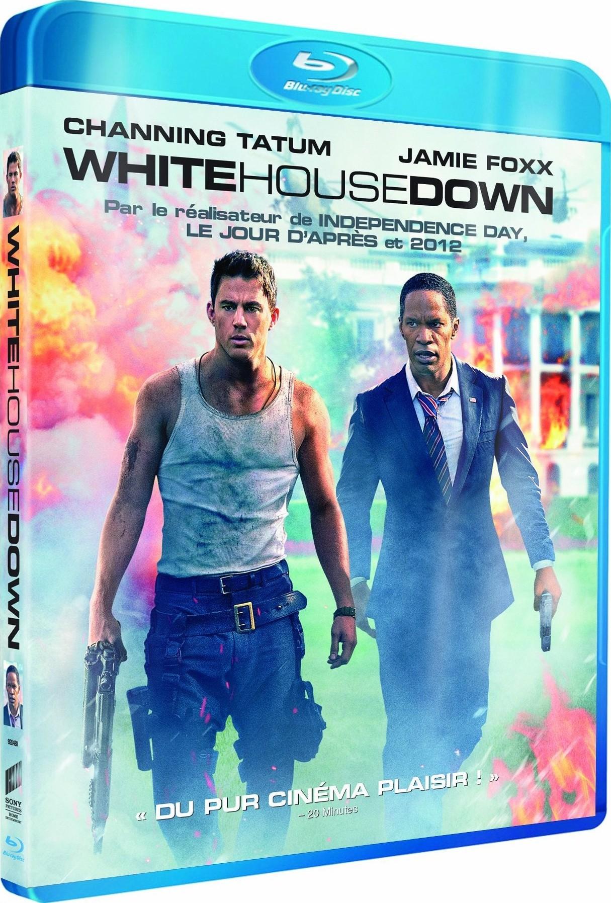 White House Down 1 - White House Down