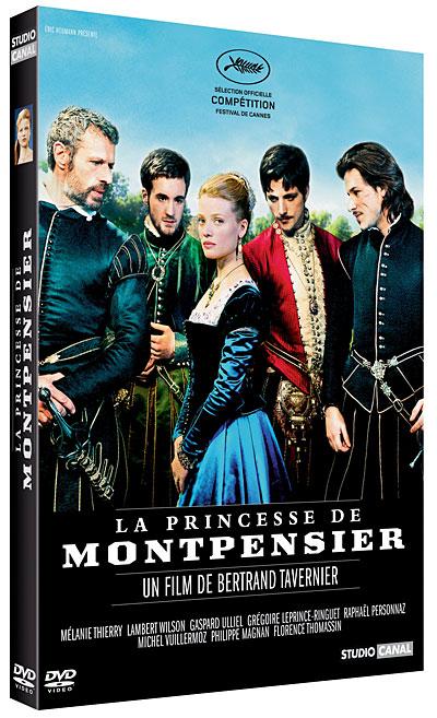 La princesse de Montpensier 1 - La princesse de Montpensier