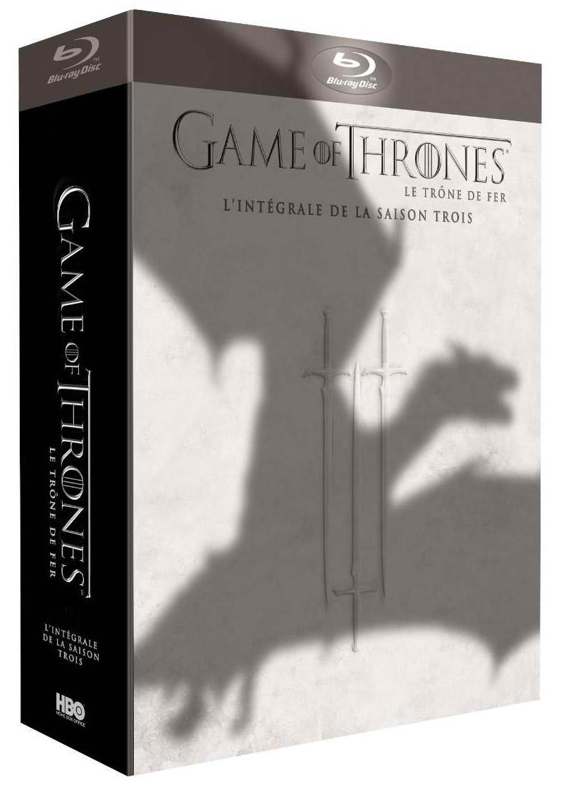 Le Trône de fer 3 - Game of Thrones (Le Trône de Fer) - Saison 3