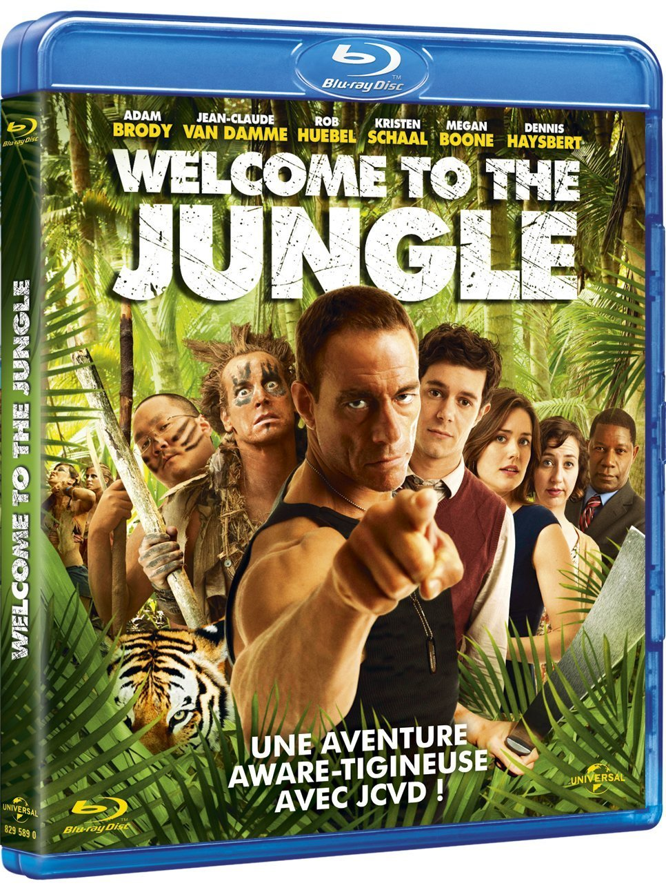 Welcome to the Jungle 0