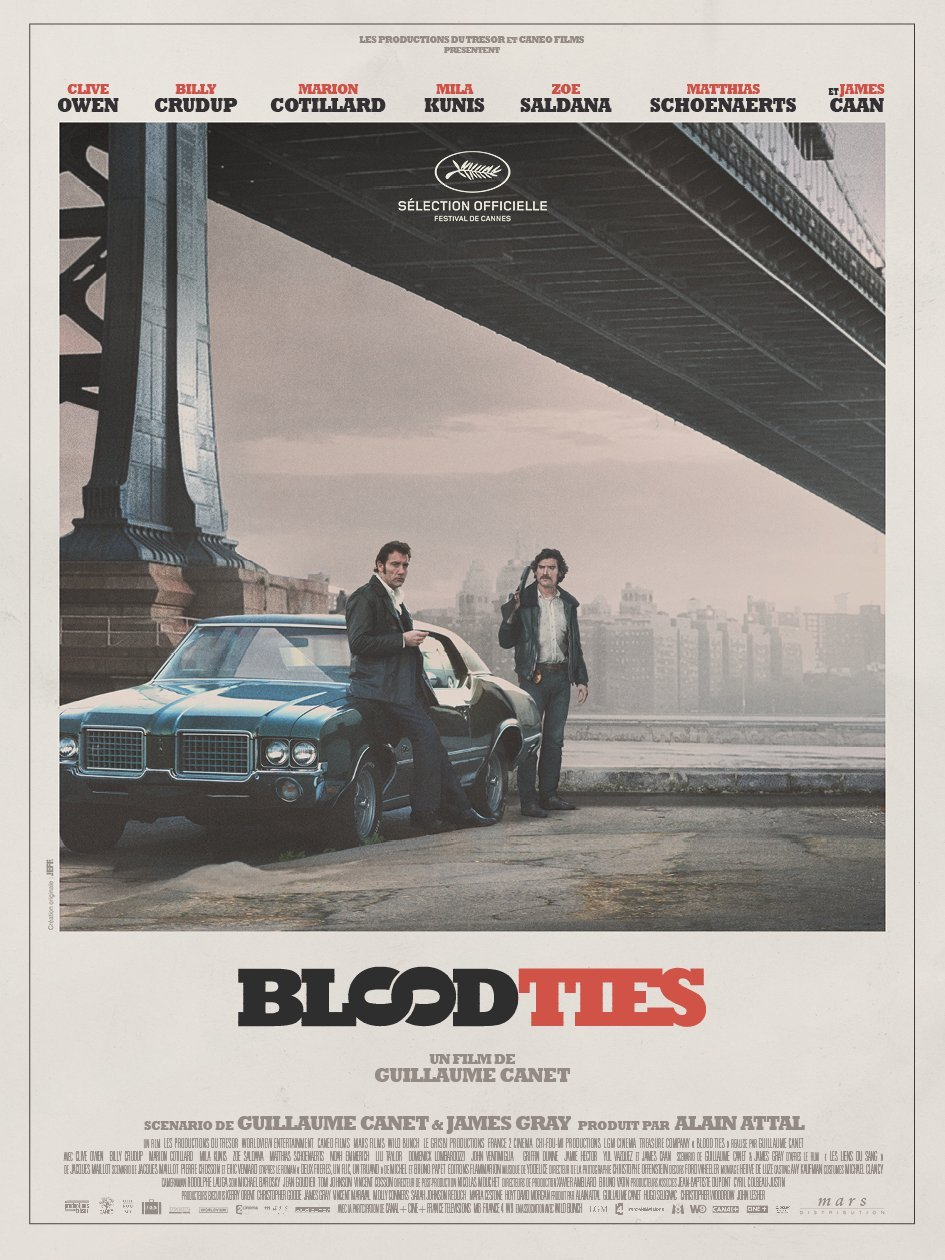 Blood Ties 0