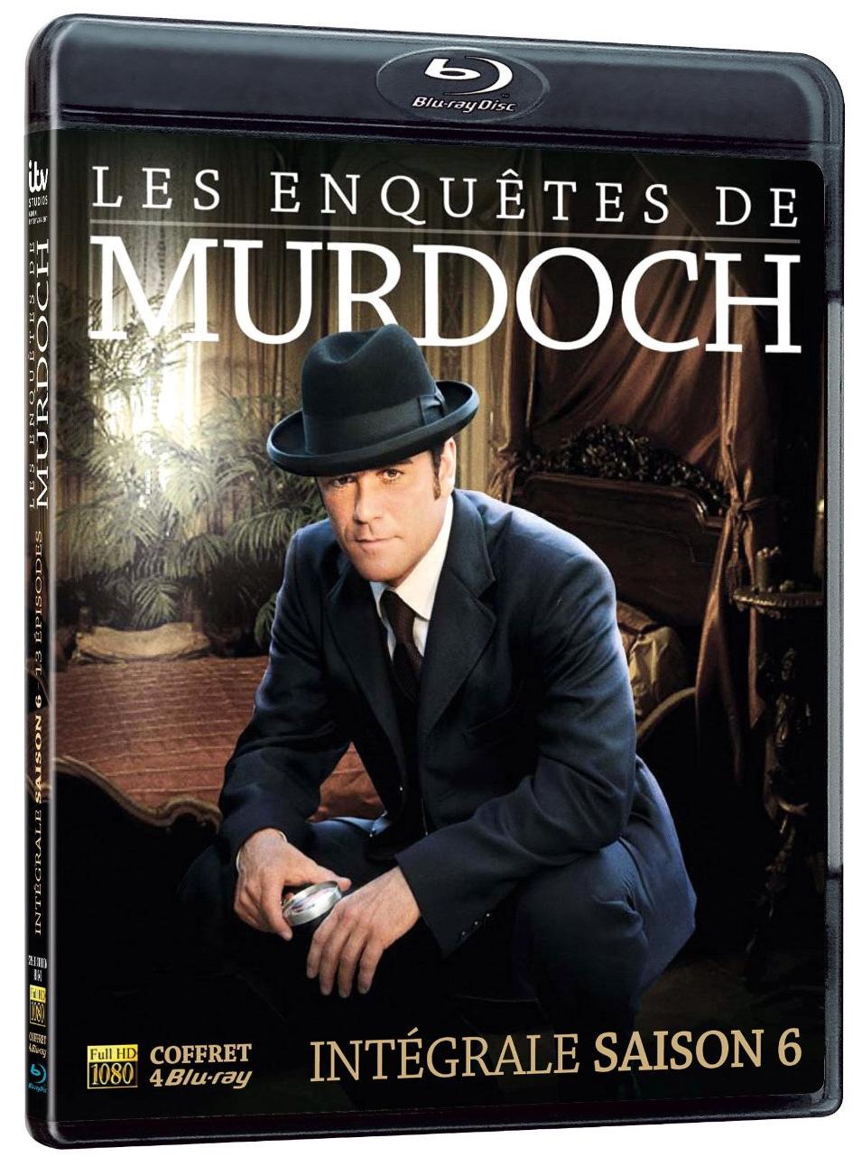 Les Enquêtes de Murdoch 6