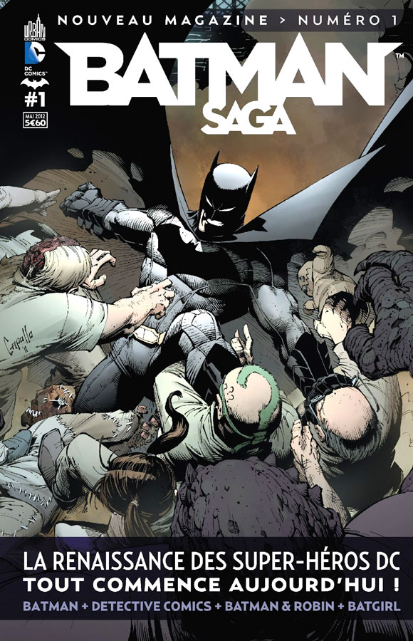 Batman Saga 1 - 1A