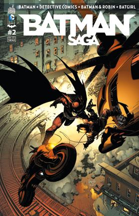 Batman Saga 2 - 2