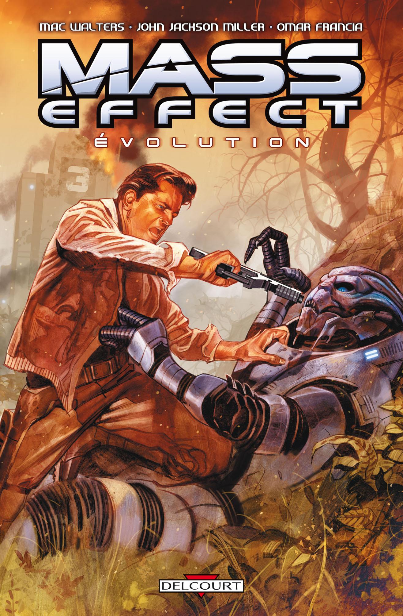 Mass Effect - Evolution 1 - Evolution