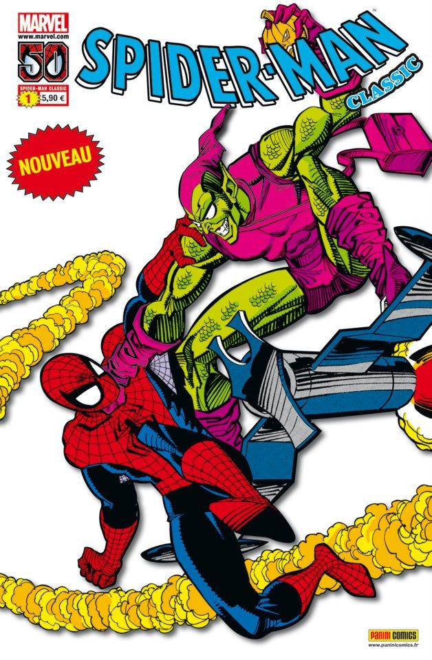 Spider-Man Classic 1 - 1