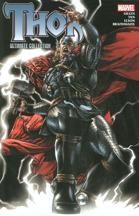 Thor by Kieron Gillen Ultimate Collection 1 - Thor Ultimate Collection